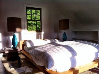 Chatham farmhouse photo - Guesthouse upper Bedroom