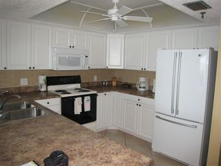 Redington Shores condo photo - Fully equipped kitchen.