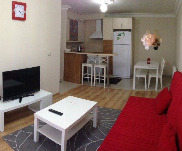 2 BR Apartment Near Sapphire in 4. Levent Apartment D3