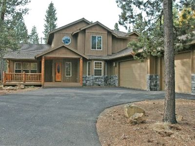 Oregon Loop Lodge in Sunriver, Oregon - See our website for more photos