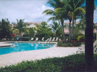Naples townhome photo - Community Pool just steps from your door