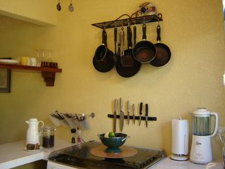 Akumal house photo - Prepare a snack or a meal in the fully equipped kitchen
