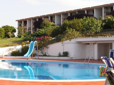 Apartment in private residences, peaceful and ideal for families