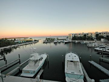 Key Largo condo rental - View from your patio
