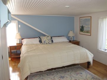 Master Bedroom Upstairs Facing The Ocean