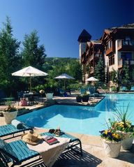 Beaver Creek house photo - Return for the summer! Heated community pool and whirpool.