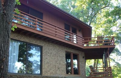 Fantastic Decks Surround This Property!
