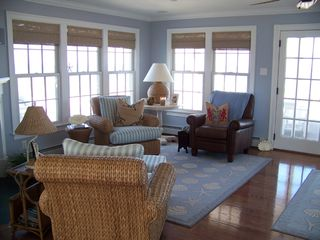 East Sandwich house photo - Family Room - Panoramic Ocean Views