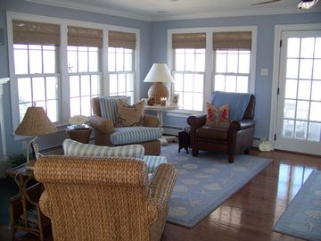 Family Room - Panoramic Ocean Views
