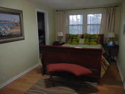 Ogunquit house rental - Queen bedroom