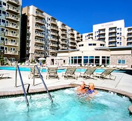 Seaside condo photo - Outdoor Jacuzzi and Pool at The Resort at Seaside Oregon