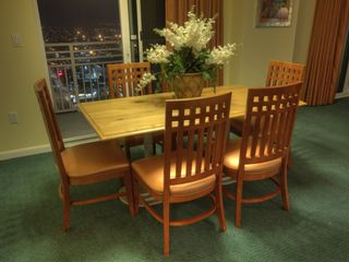 Daytona Beach condo photo - Dining Area