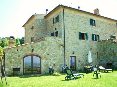 Dreamy, 300 year old 4 star Panoramic country house of German family