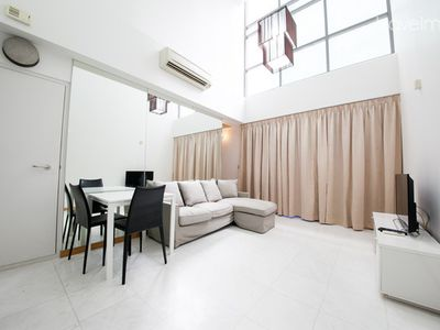 Photo For Singapore Asia Vacation Apartment Rental 1 Bed Loft Apt