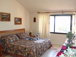Puerto Aventuras condo photo - Master Bedroom - upper floor - king size bed