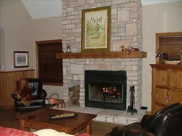 Mont Tremblant condo rental - Living Room - Mont Tremblant, Quebec, Canada Ski Resort Condominium