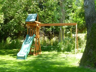 Westhampton house photo - New playset in recreational area