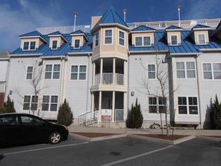 Belmont Towers Ocean City townhome photo - Easy access to unit from Dorchester Street