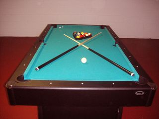 Cumbrian Lakes villa photo - Game Room -pool table