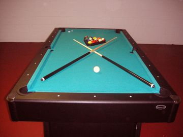 Game Room -pool table