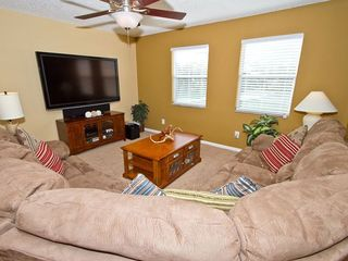 Entertainment lounge - Emerald Island villa vacation rental photo