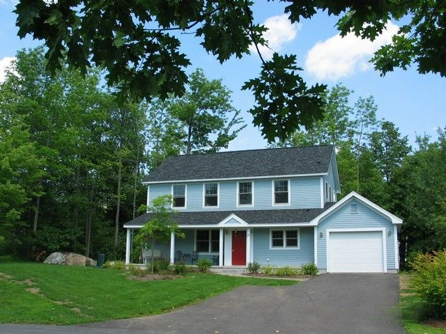 Lake Winnipesaukee, New Detached Condo in Southdown Shores