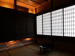 Up to two sets of futon mattress can be prepared in this room - Kyoto townhome vacation rental photo