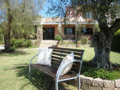 Charming family home with large garden and private orchard