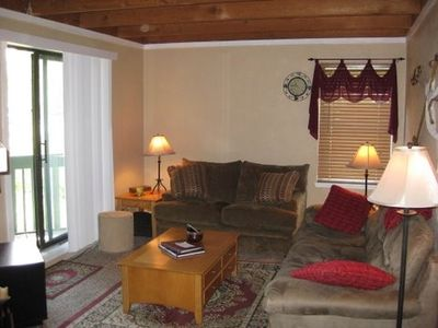 Silverthorne condo rental - Living Room with plenty of space