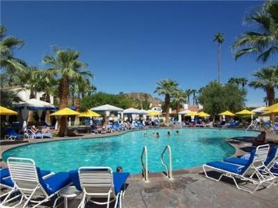 La Quinta condo rental - Main Resort Pool Features Full Bar