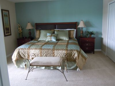 Updated Stunning 2nd Master-Bedroom