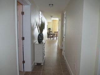 Tidewater Beach Resort condo photo - Entrance and Foyer