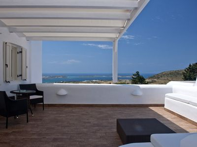 Paros villa rental - Villa-Studio 5 suitable for 2 people