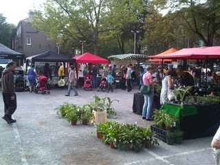 Greenwich apartment photo - Brockley Farmers Market, every Saturday, 10 mins walk