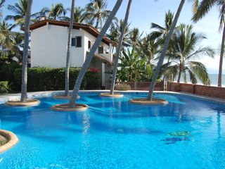 Bucerias villa photo - Pool Area