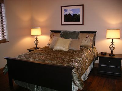 Sedona house rental - second bedroom