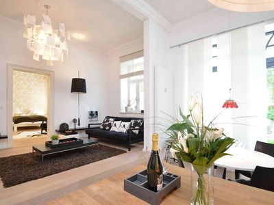 'Puro' exclusive Designer apartment in the center of Munich