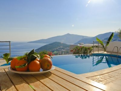 Imagine.. You And Your Family Can Rent A 5-star Turkey Holiday Villa In Kalkan,