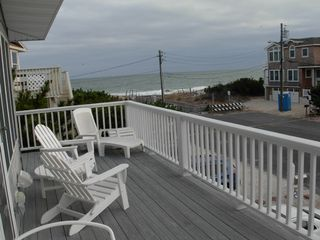 Harvey Cedars house photo - Deck