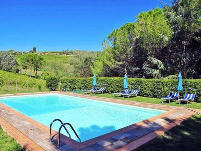 LIVE THE CHIANTI LANDHouse with garden