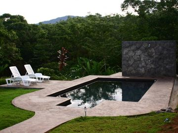 Dominical house rental - Swimming Pool