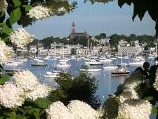 Marblehead apartment photo - View of Old Town and Abbott hall from Marblehead Neck.