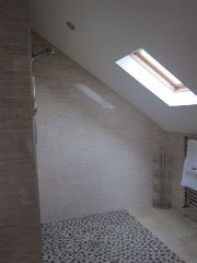 County Clare house photo - Upstairs shower room (ensuite bathrooms identical upstairs)