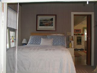 Downstairs bedroom - Old Orchard Beach house vacation rental photo