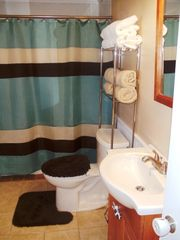 Old Orchard Beach house photo - Bathroom