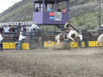 Rodeo- held June 15th & 16th 2012