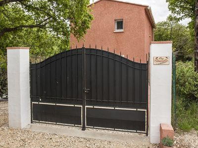 independent and fenced house
