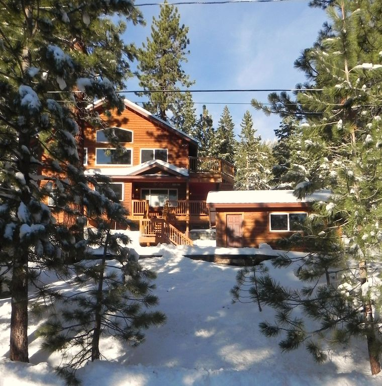 Heavenly Valley North stunning home. Minutes to lifts and casinos.
