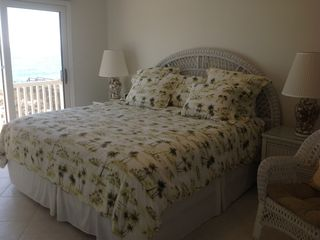 Navarre Beach townhome photo - Master Bedroom