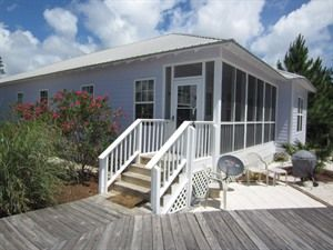 Sunset Cottage Fort Morgan Gulf Oriented Vacation House Rental - Meyer Vacation Rentals